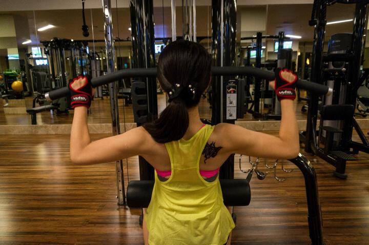 肌肉科技(MUSCLETECH)【肌肉科技旗舰店】增肌粉健身增重粉 白金400g肌酸 晒单图