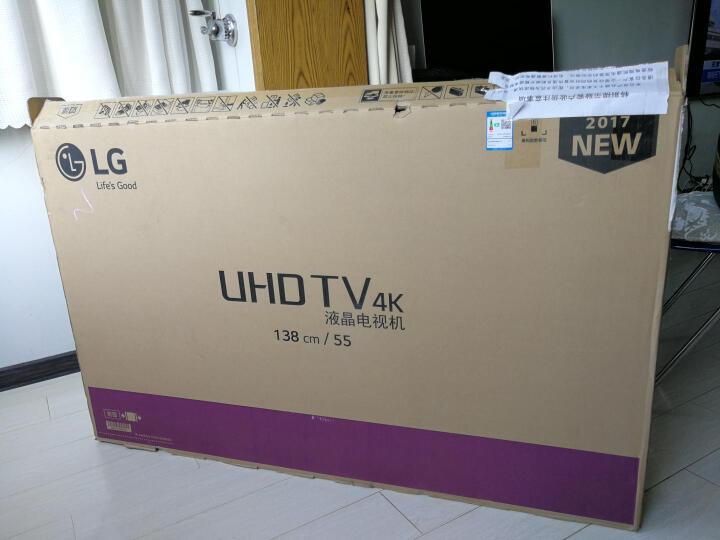 LG 55UJ6500-CB 55英寸液晶智能 4K超高清 平板电视 晒单图