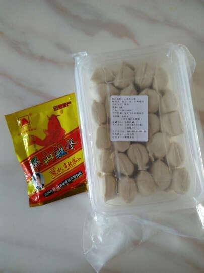 半亩庄园 臭豆腐/烧豆腐 云南特产 特色小吃石屏豆腐 100个小豆腐+100g麻辣1+2一包 晒单图