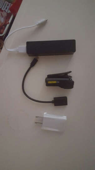 品泽PD6微型记录仪安保会议摄像机1080P高清夜视广角摄像头运动DV超小袖珍录像机 2019豪华款 64G内存版 晒单图