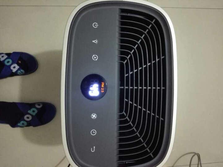 飞利浦(PHILIPS) 空气净化器家用除甲醛雾霾净化器卧室空气净化机AC2886系智能 AC2888/00+FY2428/00 滤网套装 晒单图