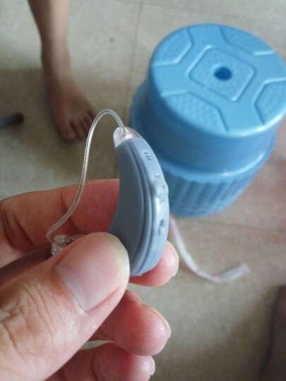 谷米隐形助听器老年人双耳耳背充电无线开放式智能降噪 左耳 智能降噪开放式 晒单图