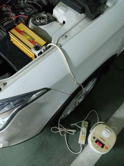威弗森 逆变器12v24v48v60v72v转220v家用车载2000W1600W3000W转换器 12V 1600W  适用12V电瓶 晒单图