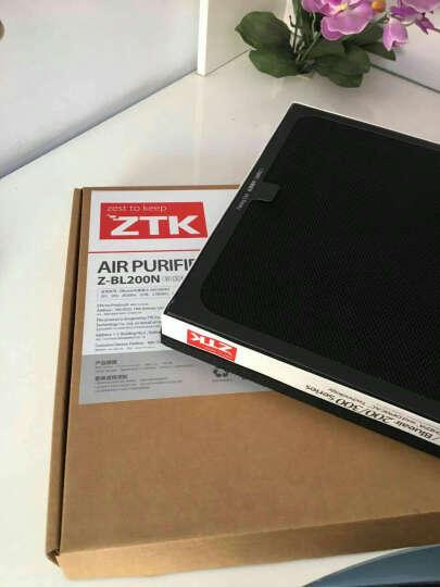 ZTK 适配布鲁雅尔blueair滤网 滤芯 空气净化器过滤网SmokeStop复合 Pro M/Pro L/Pro XL/PROL 晒单图