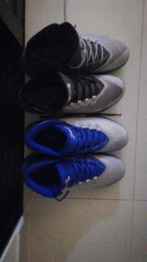 Under Armour 安德玛 UA男子 Curry3库里高帮篮球鞋-1269279 白色106 45.5 晒单图