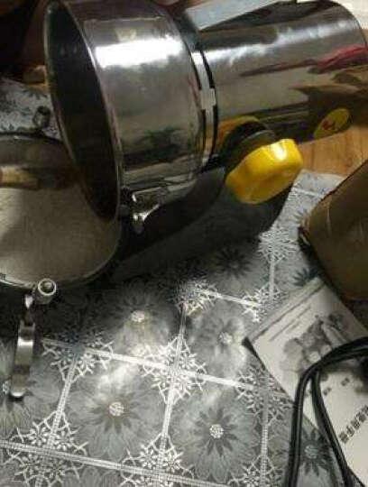 【闪电发货】英润 磨粉机中药粉碎机 家用商用五谷杂粮磨粉机超细阿胶三七药材打粉机厨房 不锈钢研磨机 全铜电机 直立150g 晒单图