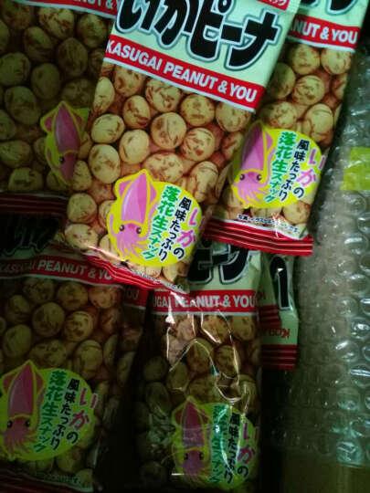 日本进口零食品 春日井 鱿鱼味花生(小包)38g 办公室休闲小吃特产 晒单图