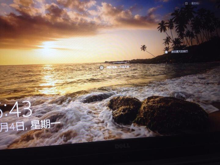 戴尔灵越燃7000INS7560-1525独显15.6英寸超轻薄窄边框手提游戏笔记本 溢彩金i5-7200u 英伟达gt940MX 官方标配/4G/500GB机械硬盘/2GB独显 晒单图
