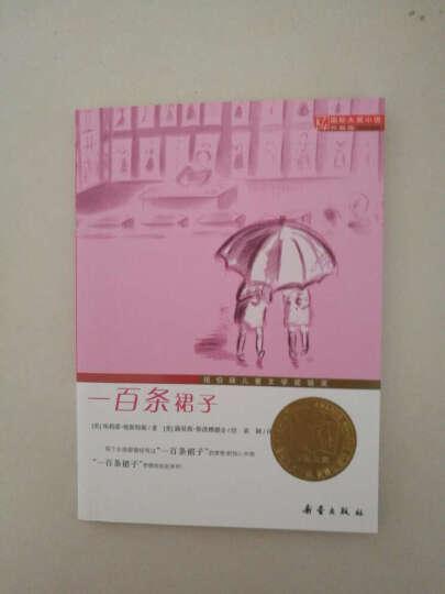 一百条裙子 升级版 国际大奖小说 7-10-12-14岁青少年少儿童文学故事图书籍 晒单图