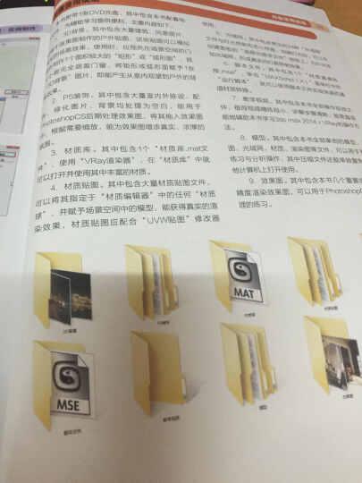 中文版3dsmax2014/VRay效果图全能教程(附光盘) 晒单图
