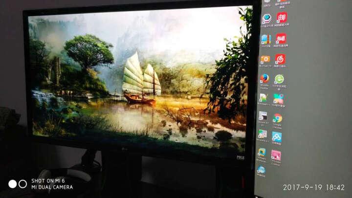 LG 27UD59-B 27英寸 高清设计制图 4K显示屏 IPS硬屏 液晶电脑屏幕 可壁挂 超2K DP 超高清 晒单图