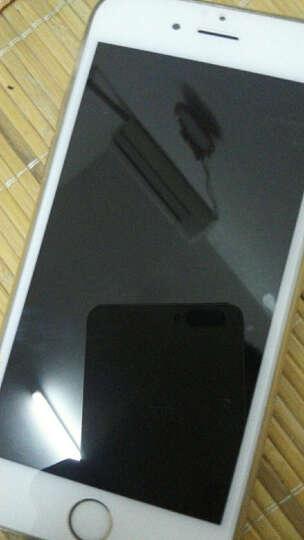 洛克(ROCK) 钢化玻璃膜贴膜屏幕防爆保护膜 适用于苹果iPhone6/6s/Plus 5.5英寸全屏钢化膜玫瑰金+镜头圈 晒单图