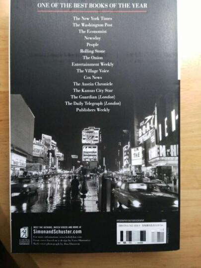 英文原版 像一块滚石 Chronicles Bob Dylan 鲍勃迪伦编年史 晒单图