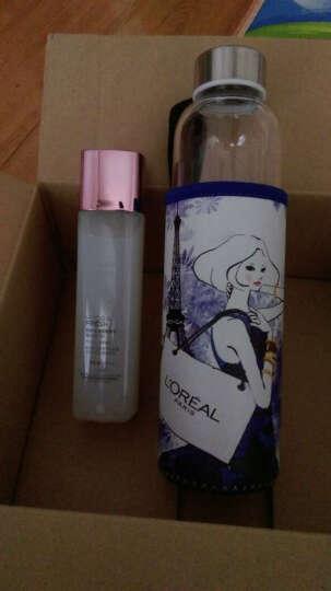 欧莱雅(LOREAL)葡萄籽青春元气套装(膜力水175ml+玻璃杯) 晒单图