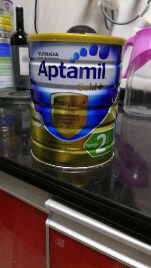 澳洲爱他美Aptamil婴儿奶粉可瑞康金装新西兰本土原装进口 2段一罐 保税保质期19年2月 晒单图