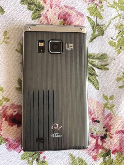 【二手9新】三星 W2015 翻盖双屏手机 金色 2G+16G 电信4G 晒单图