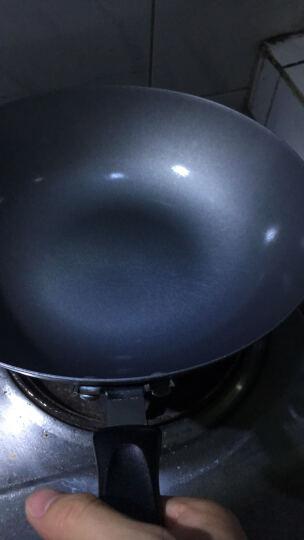 苏泊尔30cm精铸铁炒锅铁锅电磁炉燃气通用FC30E2 晒单图