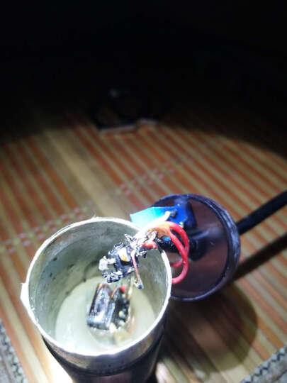 沪工 电容式接近开关传感器 LJC30A3-H-J/DZ 二线220v常闭感应开关 晒单图