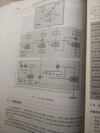 国外计算机科学教材系列·密码编码学与网络安全:原理与实践(第六版) 晒单图