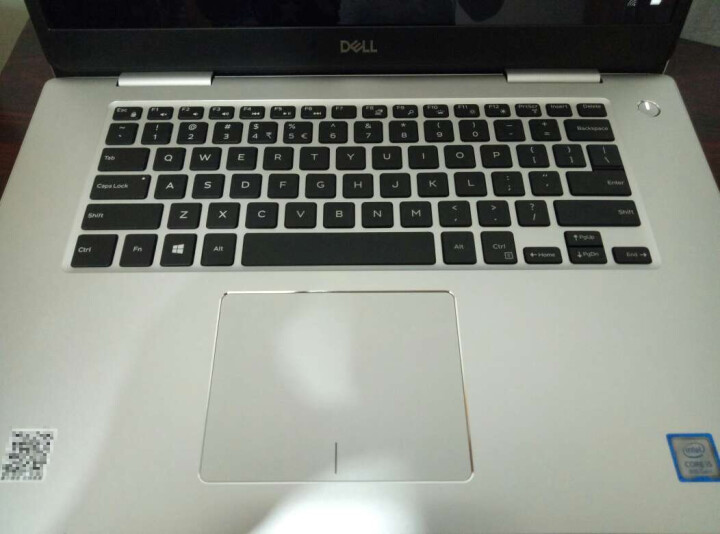 分期用戴尔DELLR2645S 15.6英寸轻薄笔记本电脑(i5-8250U 8G 128GSSD+1T 940MX 4G独显 IPS )银 晒单图