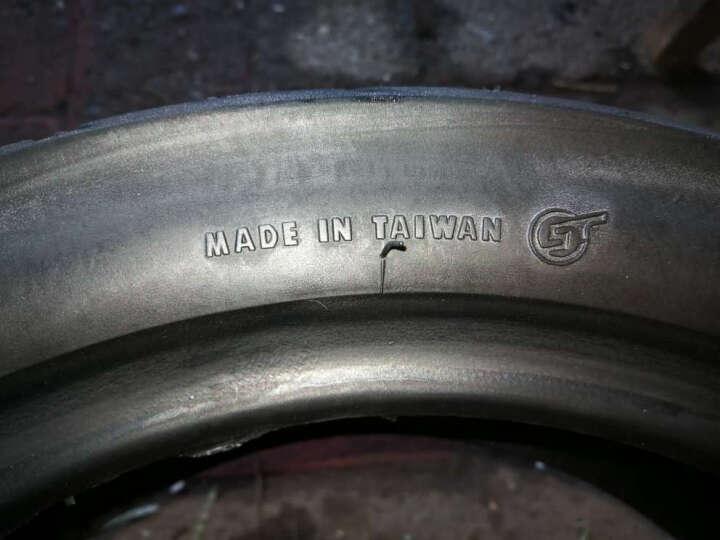 玛吉斯摩托车轮胎(MAXXIS)踏板车车胎电动跑车外胎半热熔轮胎 玛吉斯350-10 晒单图