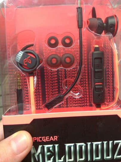 异极(EPICGEAR) 异极EG MelodiouZ美音魔 职业电竞耳机线控 游戏耳机入耳式带麦 黑色 晒单图