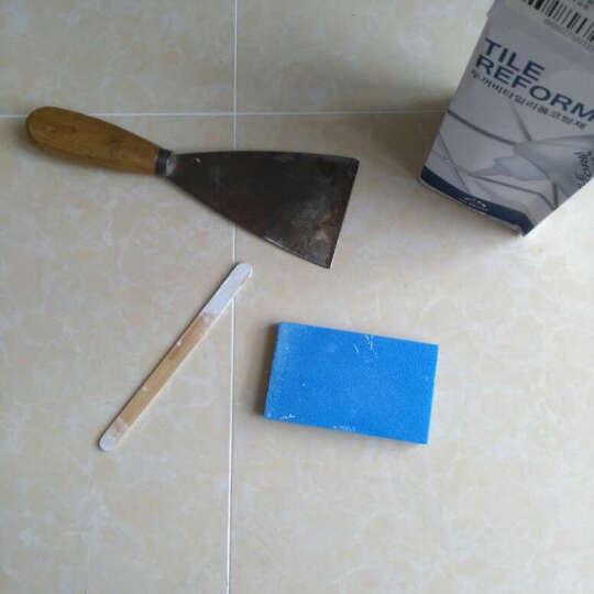 家の物语(KATEI STORY) 韩国进口自流式美缝剂地砖瓷砖填缝剂防水防霉勾缝剂瓷砖修补剂 二个装 晒单图