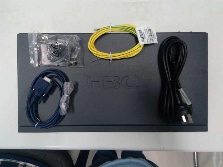 华三(H3C) F100-C60-WINET 新品 下一代高性能企业级VPN防火墙 晒单图