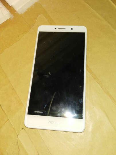 华为(HUAWEI) 荣耀 畅玩6X 双卡双待 4G手机 冰河银 全网通(3G RAM+32G ROM) 晒单图