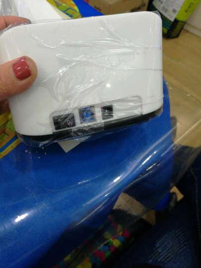 GODO2.5/3.5英寸移动硬盘盒SATA3转USB3.0硬盘座硬盘转接盒 白色 晒单图