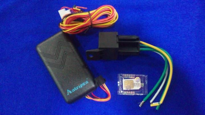 安途 ANTRIP AT08N 汽车摩托车电动车gps定位器 车载微型跟踪器实时卫星定位防盗器 汽摩版定位器+终身平台+远程熄火 晒单图