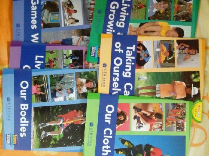 体验英语少儿阅读文库 setD 小小文学(第6级)(适合11-13岁)(套装共6册+MP3) 晒单图