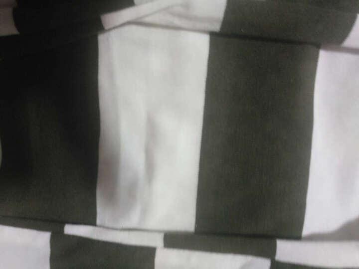 双紫 童装女童套装秋冬季卫衣马甲两件套 宝宝2017新款韩版中大儿童女孩冬装连帽潮 褐色马甲+军绿色卫衣 130 晒单图