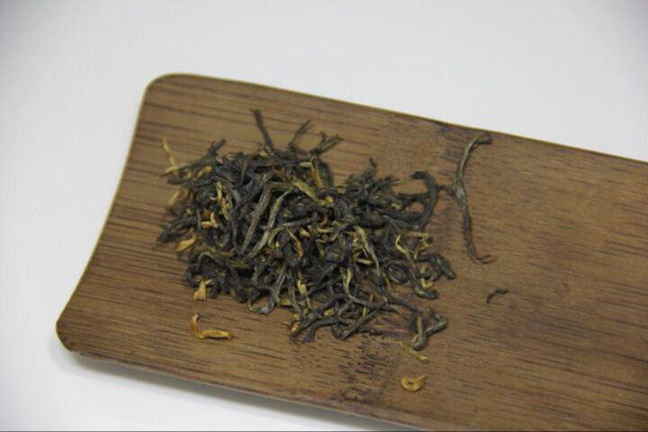 贡牌茶叶 正宗一级云南古树红茶 滇红红茶 铁罐礼盒50g 晒单图