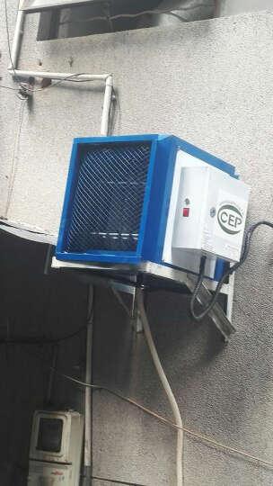 乐创(lecon)油烟净化器商用餐饮饭店厨房酒店环保静电分离器2000风量4000 8000风量 晒单图