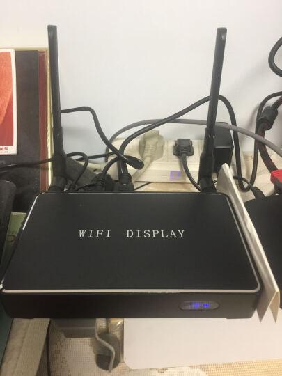 moov WiFi无线同屏器HDMI高清视频VGA 苹果手机平板电脑转连投影仪推送宝 黑色 X10plus 晒单图