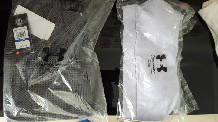 Under Armour 安德玛官方 UA女子 Eclipse含胸垫运动内衣-1248338 蓝色997 S 晒单图