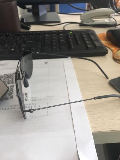 小米(MI)小米太阳镜眼镜女男款米家定制版偏光驾驶墨镜偏光太阳镜 小米尼龙偏光太阳镜-金色 晒单图