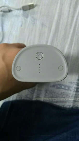 倍斯特(Besiter)10000mAh 智能移动电源 带LED数字显示 双USB输出 充电宝 内置LED台灯 0197天王星 晒单图