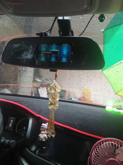 丁威特8英寸智能声控导航仪行车记录仪双镜头电子狗蓝牙wifi升级高清夜视停车监控倒车影像后视镜一体机 (包安装16G)8英寸声控蓝牙导航双录云狗一体机 晒单图