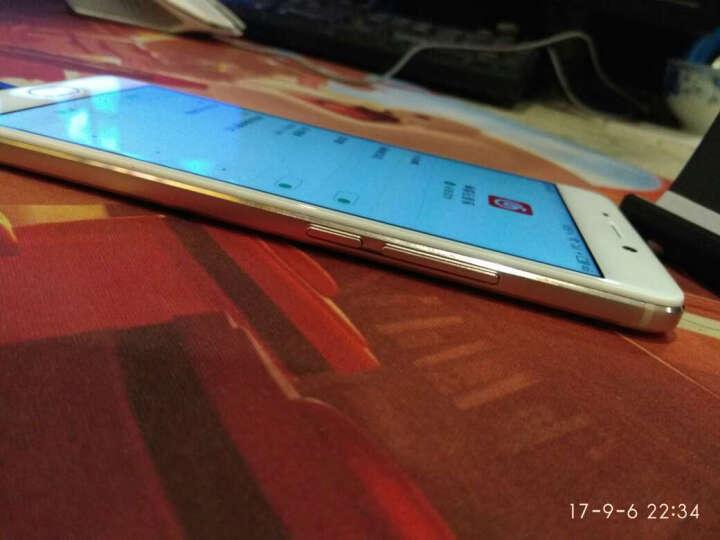 【移动专享版】魅族 魅蓝 Note6 3GB+32GB 全网通公开版 香槟金 移动联通电信4G手机 双卡双待 晒单图