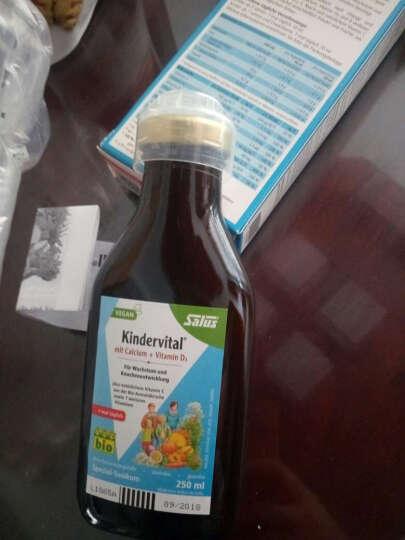 德国原装进口 铁元 Floradix 儿童补铁补血果蔬口服液250ml 维生素多维钙类饮品19年4月 晒单图