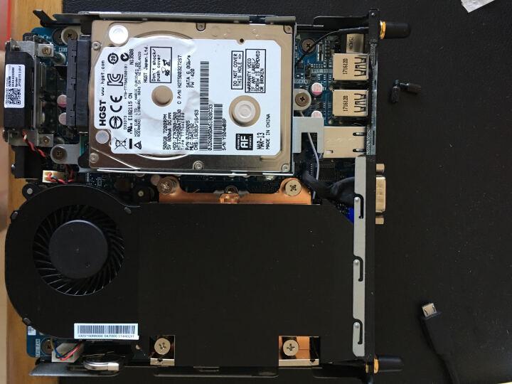 极夜(topfeel)T68M 迷你4K商用台式机电脑主机(七代i7-7700 8G 128G固态 DP COM串口 WiFi 蓝牙 三年上门) 晒单图