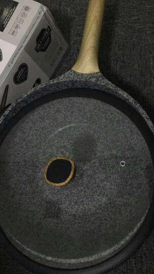 英国TOWER厨具 家用花岗岩石不粘锅 陶瓷石锅炒锅煎锅平底锅电磁炉燃气灶通用无烟锅具锅组套装锅 炒锅30+26煎锅+24炖锅 晒单图