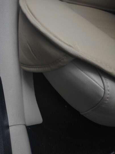南极人汽车坐垫四季通用汽车座套朗逸英朗缤智途观迈腾速腾哈弗H6卡罗拉轩逸捷达君威名图博越冬季全包座垫 N02咖色-豪华 拍留言车型,适合市面99%的车型! 晒单图