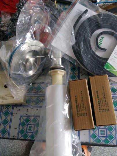 华帝(VATTI) vatti华帝卫浴厨房304不锈钢水槽 单槽套装台上台下洗菜盆 A款水槽单槽H-A1005(58)-Q.1 晒单图