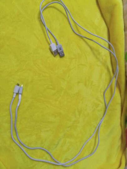 魅族原装快速充电器荣耀7i 4C6 7X mate8 P8X电源适配器 华为9V/2A充电头+1.5米蓝色数据线 晒单图