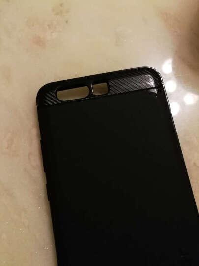 SPIGEN 适用于华为P10/P10plus手机壳保护套防摔新款P10保护壳硅胶外壳 碳纤维黑色 P10小屏 晒单图