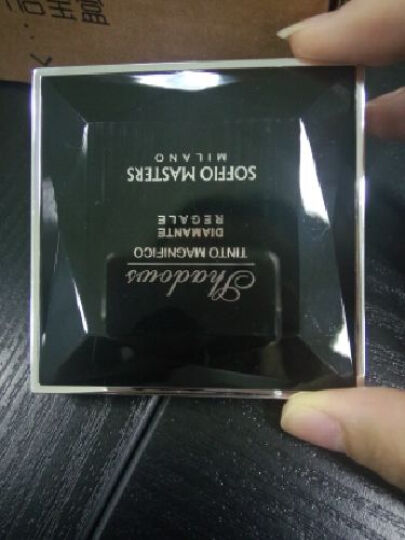 索菲欧(SOFFIO) 索菲欧眼影盘盒大地色裸妆彩妆哑光不晕染带眼影刷 眼影全套组合 晒单图
