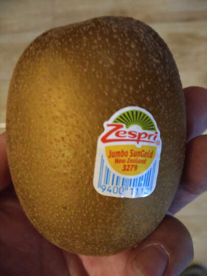 Zespri佳沛 新西兰阳光金奇异果 36个原箱装 经典36号果 单果重约90-100g 新鲜水果 晒单图